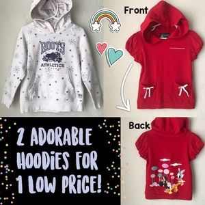❣️SALE! 2 Adorable Hoodies for 1 LOW PRICE! 😍